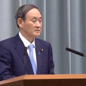 【動画】東京新聞・望月記者「韓国からお見舞ガー!」菅官房長官「各国から沢山頂いてます」