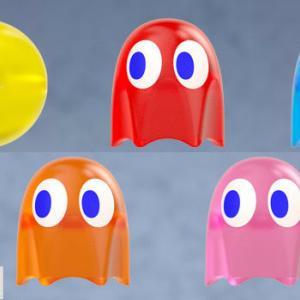 PAC-MAN(パックマン)のキャラ達がケーブルマスコットになってガチャに登場!