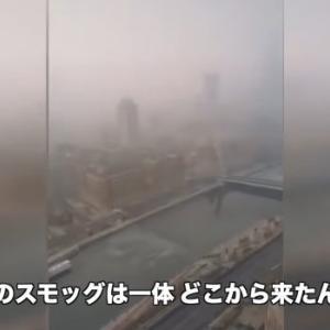 【動画】中国、武漢の不可解な連日のスモッグ!都市機能が停止しているのになぜ? [海外]
