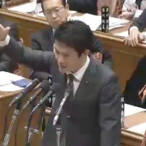 【動画】国会、質問時間が余っても新型コロナの質問せず!立憲「残念ながら桜は続く」