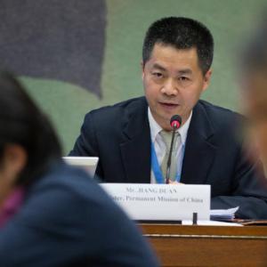 【動画】 国連人権理事会諮問委員会、中共幹部を地域代表に任命!米議員が非難 [海外]