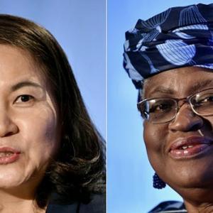 WTO事務局長選「日本、ナイジェリア支持」ではなく「日本、韓国不支持」と報道する共同通信