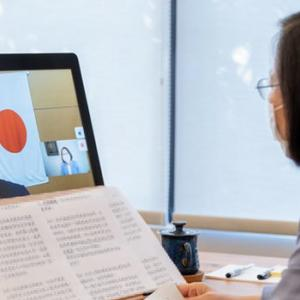 【ついにキター!】自民・高市早苗議員、台湾民進党の「蔡英文」主席とWeb会談!