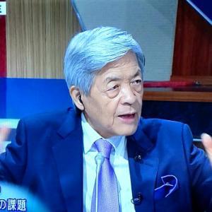 田原総一朗、河野太郎の「脱原発、女系天皇封印」は総裁選のためだけの嘘だとTVでバラす!