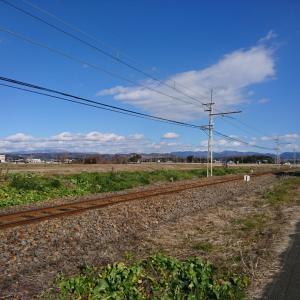上毛電鉄・駅巡りラン