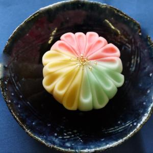 夏の上生菓子三種
