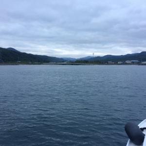 ブリ釣り 9戦目