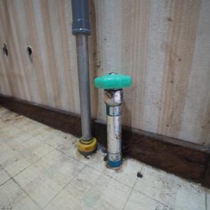 水道の漏水をDIYで修理