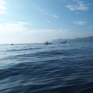 積丹ブリ 2戦目とマッカ岬