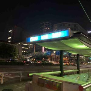 6月16日夜ラン7㎞丸の内駅