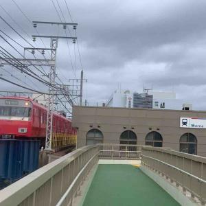 7月26日朝ラン17㎞栄生駅