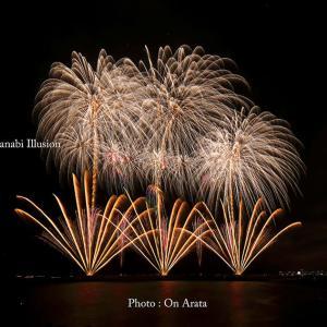 【今年も、花火大会が始まりました!】