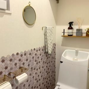 3COINSの人気アイテムをトイレに