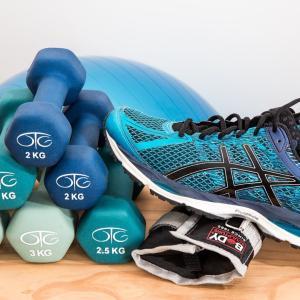 筋肉を鍛えましょう