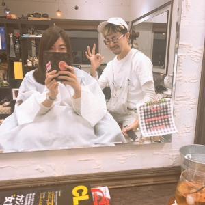 噂の美容師、ニワちゃんにヘアカットしてもらったよ!