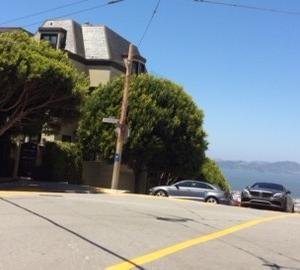 本当の高級住宅地、リッチ ピープル サンフランシスコ。