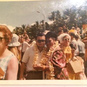 ブルーハワイ 1968年。