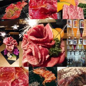 「肉屋の台所 上野公園前店」綺麗でオシャレな和牛焼肉食べ放題(`・ω・´)
