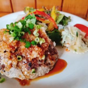 「濱松屋」和光市でハンバーグが食べたくなったら(`・ω・´)