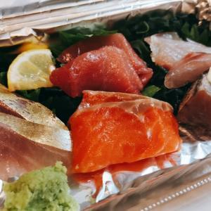 「ひとたらし」成増の海鮮系居酒屋で秋のテイクアウト(`・ω・´)ウマー