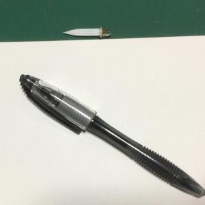 調整師シロウさんのガラスペン先のペン軸について