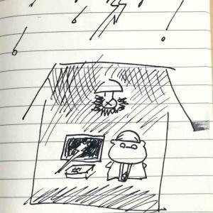 停電でパソコンが・・・