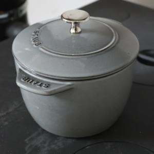 お勧めの薪ストーブ料理(STOVEでSTAUB)