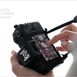 購入したばかりのカメラでマンツーマンレッスンご受講いただきました