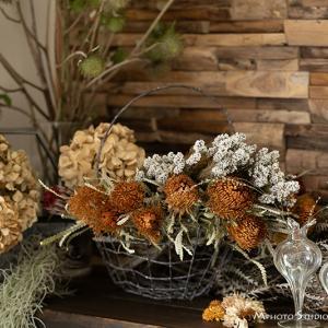 季節のお花とおやつのお店さまへ出張プライベートレッスンへ