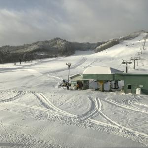岐阜スキーチーム☆Jr.スキー体験教室~滑走6日目~
