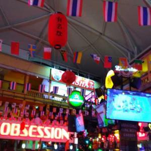 11月の訪タイとタイ彼女について