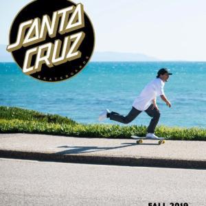 SANTA CRUZ「FALL 2019」DECK CATALOG