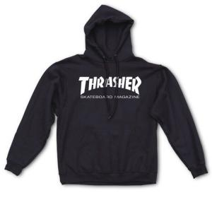THRASHER「Skate Mag Hood」