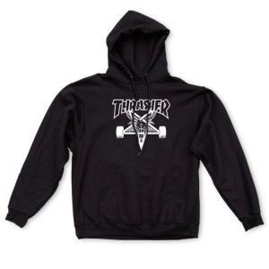 THRASHER「Skategoat」「Skate And Destroy」 Hood