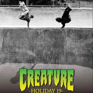 CREATURE 「HOLIDAY 2019」DECK