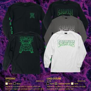 CREATURE「SUMMER 2020」APPAREL ②