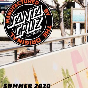 SANTA CRUZ「SUMMER 2020」APPAREL『SCB』