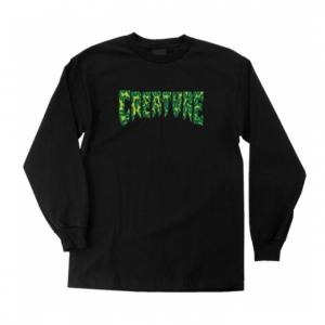 Creature「Strains / Support L/S T-Shirt」