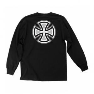 INDEPENDENT「Rebar Cross / Stained Glass L/S T」