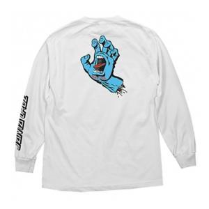 SANTA CRUZ「Screaming Hand L/S T-Shirt」①