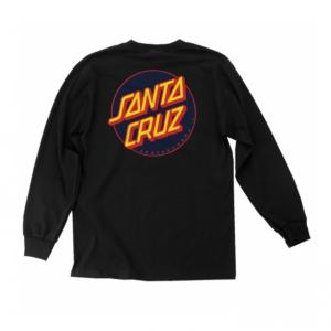 SANTA CRUZ「Other Dot L/S T-Shirt」②