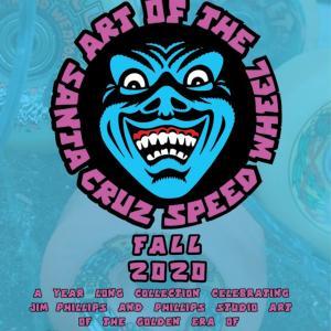 ART OF THE SPEED WHEEL (SANTA CRUZ)「FALL 2020」