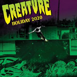 CREATURE「HOLIDAY 2020」APPAREL ①