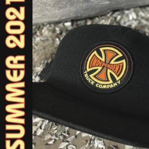 INDEPENDENT TRUCK CO. 「SUMMER 2021 APPAREL」①