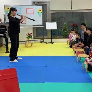 生演奏に伊庭優希さんをお迎えしました
