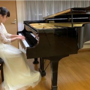 受験生Cちゃんの発表会用動画