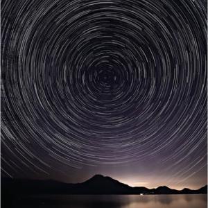 支笏湖での☆彡グルグル・・・。
