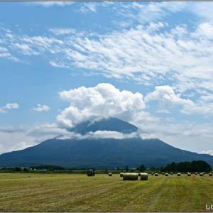 撮り出・・・蝦夷富士をぐるりひと回り。