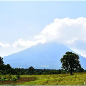 ひ撮り出・・・蝦夷富士をぐるりひと回り。