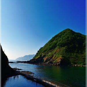 ひ撮り出・・・日本海へ。